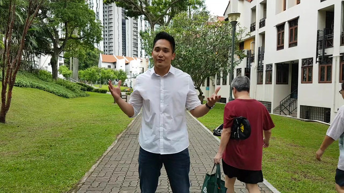 Self Intro Video ( Lucas Lim )