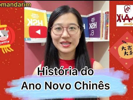História do Ano Novo Chinês 🇨🇳 🏮 ❤️🎉