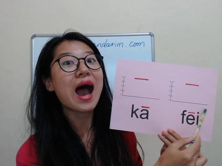 Tirando todas as dúvidas sobre a fonética chinesa, alfabeto, pinyin e tons.