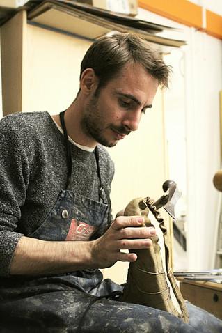 Un Homme à vos pieds : Julien GOUAULT