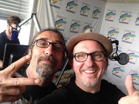Lillie bei Radio Regenbogen mit Max Pete