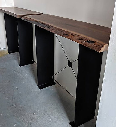 Live Edge Walnut Counters - Various Sizes