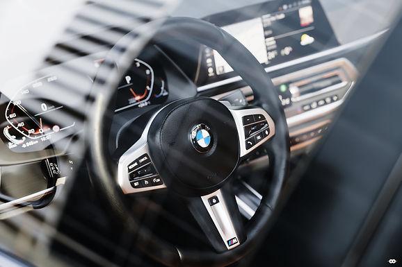 Automotive Interior Design 1 : Full Interior CGI BMW X7