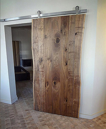 Black Walnut Barn Door
