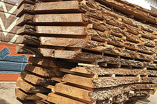 Local wood slabs and milling services