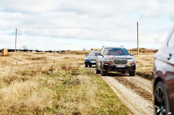 Automotive Design 3 : BMW X7 Virtual Photography Lifestyle & Over-landing