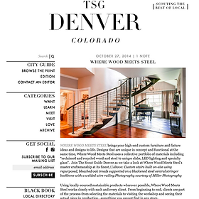 The Scout Guide Denver
