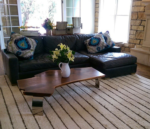 Curved Coffee Table Legs