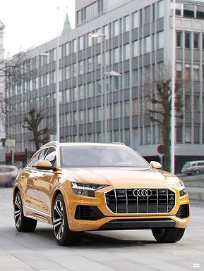 Automotive Design 5 : Audi Q8