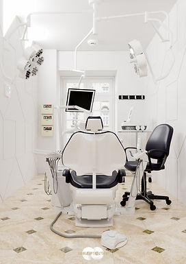 Dental-Healthcare Architecture 2018