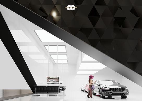 Exhibition Design & Rendering Assistance
