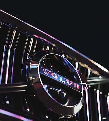Automotive Design 4 : Volvo V-60 Virtual Photography 2020