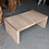 Thumbnail: Nesting Ambrosia Maple and Walnut Coffee Tables