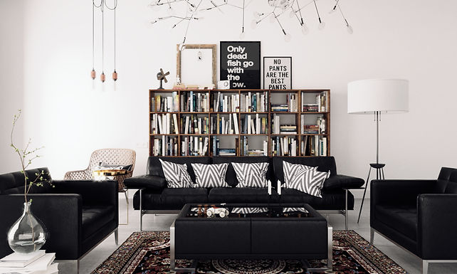 Older Projects 4 : Interior Rendering Karnal