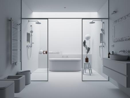 Luxury Bath-ware & Sanitary Ware Design. 3D Design & Rendering.