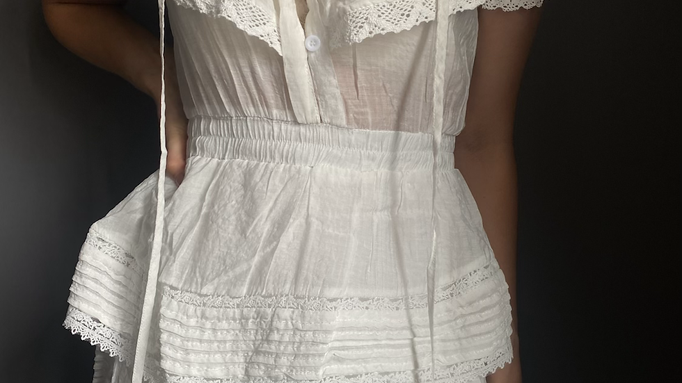 White Wonderland Dress