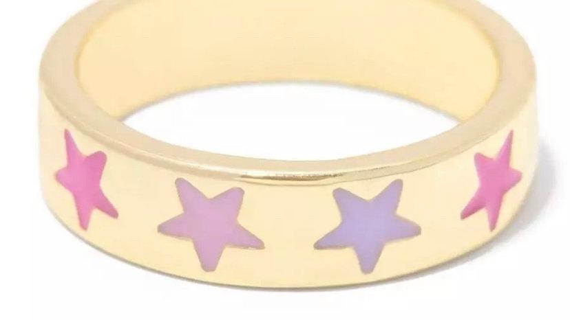 Pretty Stars Ring