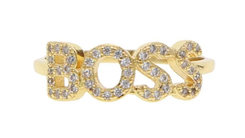 Boss Ring