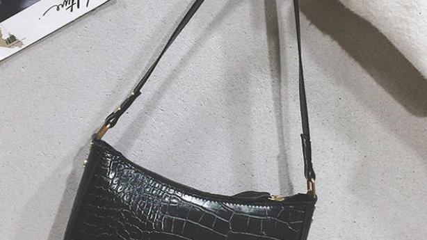 Matilda Black Bag