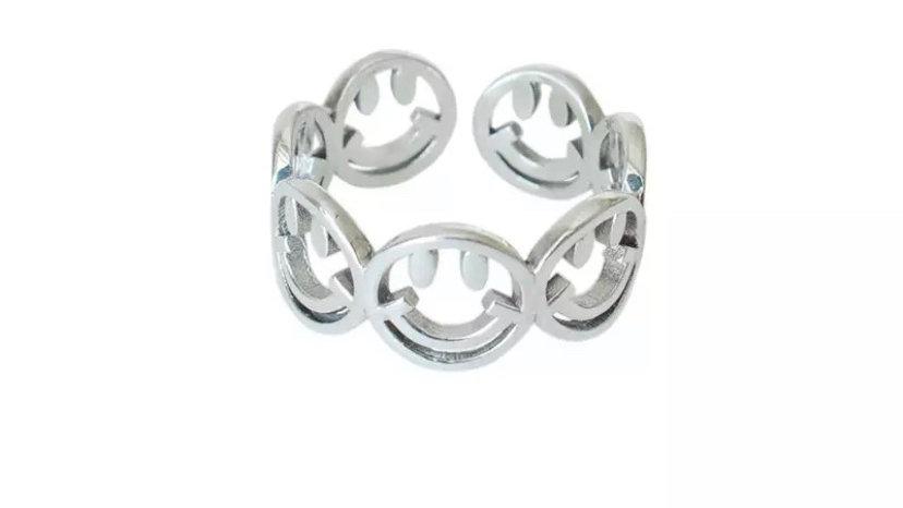 Multi Smile Ring