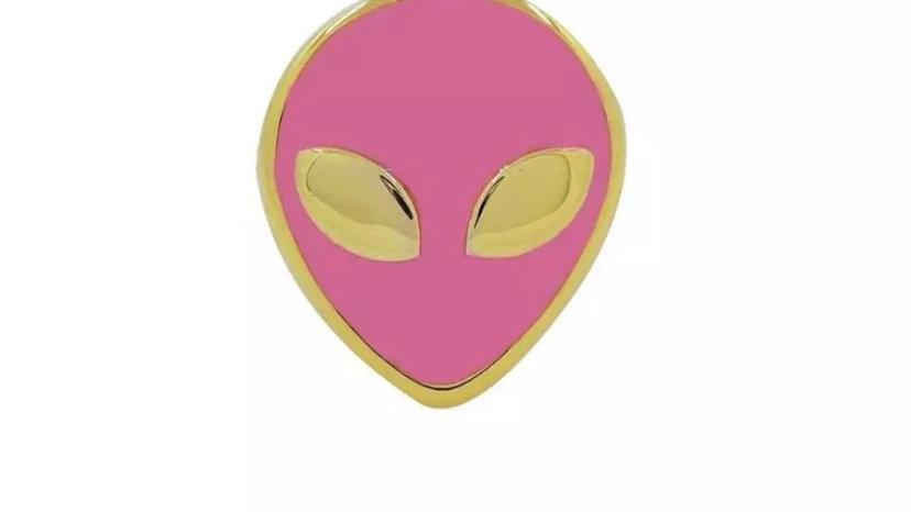 Pink Alien Ring