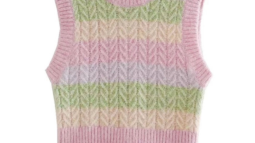 Emma Knitted Top