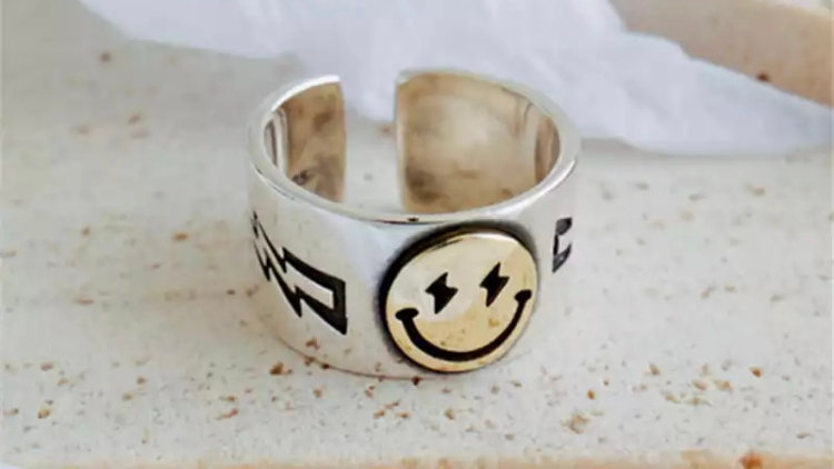 THUNDER&SMILE RING