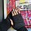 Thumbnail: Dark Grey Cashmere Gloves