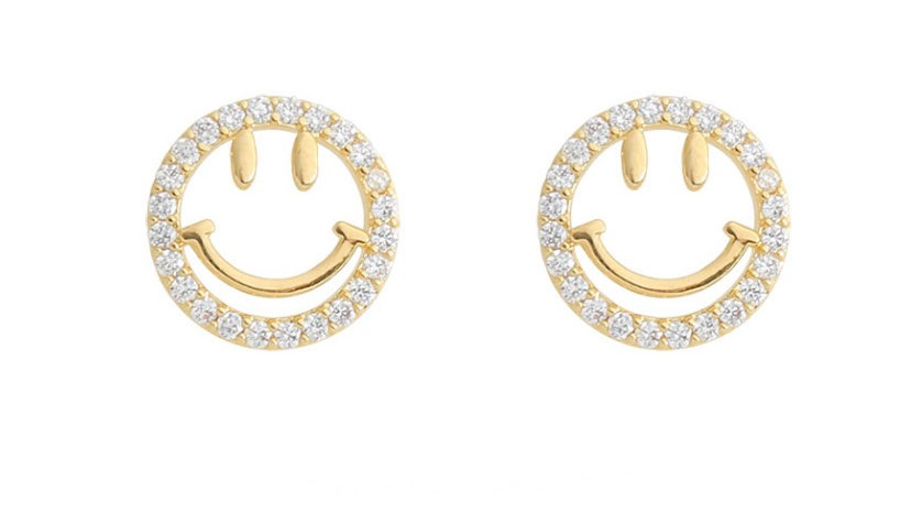 Big Smile Earrings