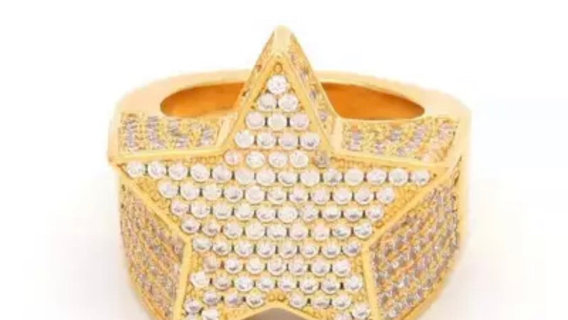 Superstar Ring Gold