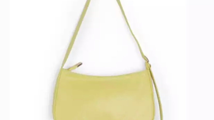 Yellow Dream Bag