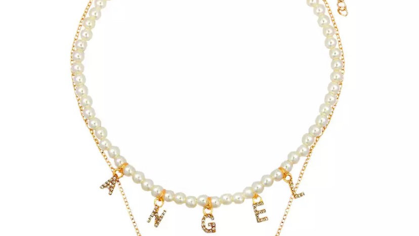 Baby Girl Necklace Set