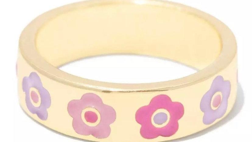 Pretty Flowers Ring