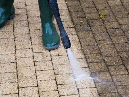 Pressure Cleaning, Pressure Washing or Power Washing ? What's the difference?