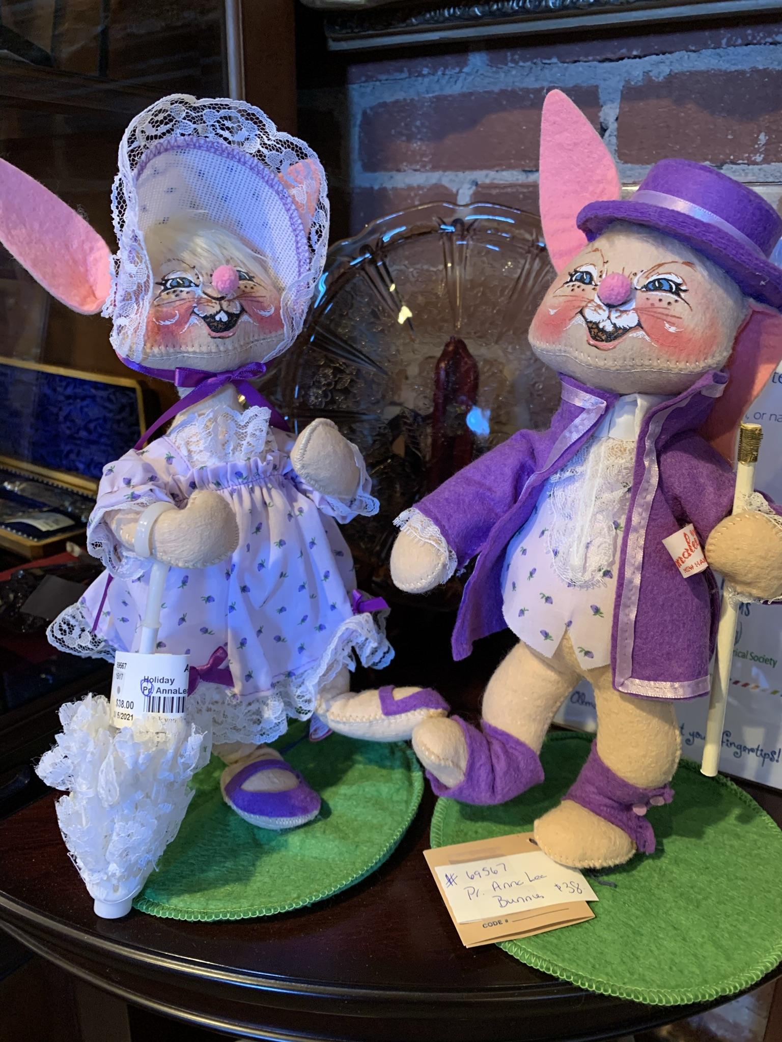 bunnies anna lea