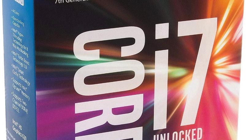 Intel Core i7-7700K Kaby Lake Quad-Core 4.2 GHz LGA 1151 95W CM8067702868535 OEM