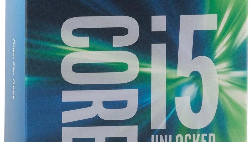 Intel Core i5 6600K 3.50 GHz Quad Core Skylake Desktop Processor, Socket LGA 115