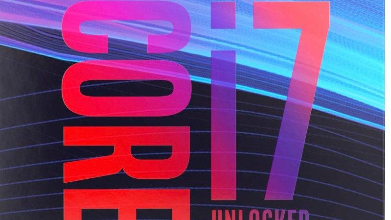 Intel Core i7-9700K Desktop Processor 8 Cores up to 4.9 GHz Turbo unlocked LGA11