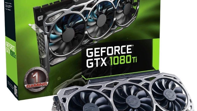EVGA GeForce GTX 1080 Ti FTW3 Gaming, 11GB GDDR5X, iCX Technology - 9 Thermal Se