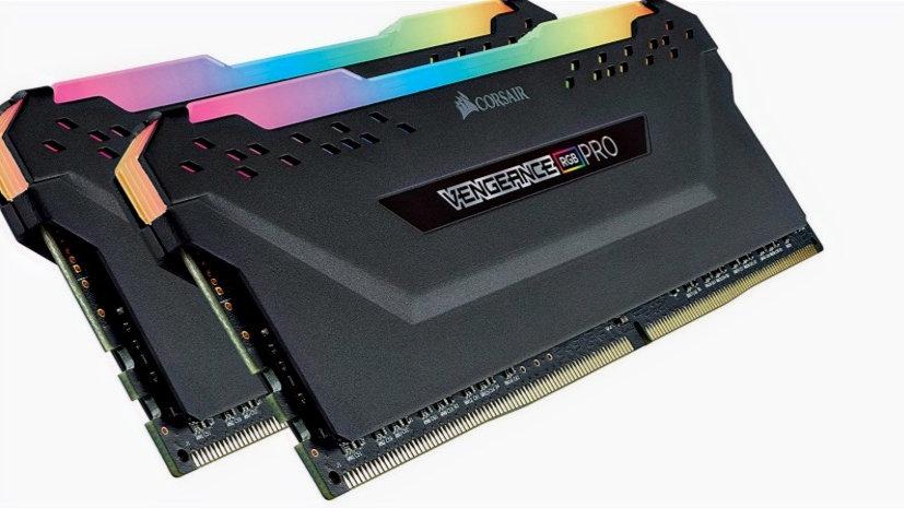 Corsair Vengeance RGB PRO 16GB (2x8GB) DDR4 3000MHz C15 LED Desktop Memory - Bla
