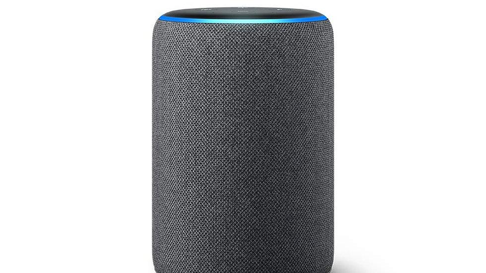 All-new Echo (3rd Gen)- Smart speaker with Alexa- Charcoal