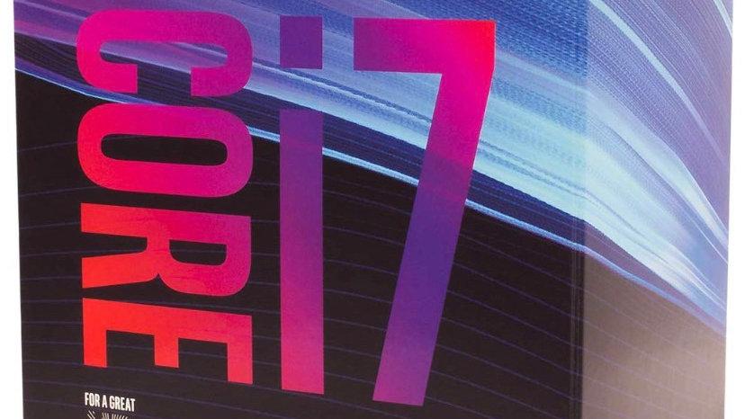 Intel Core i7-8700 Desktop Processor 6 Cores up to 4.6 GHz LGA 1151 300 Series 6