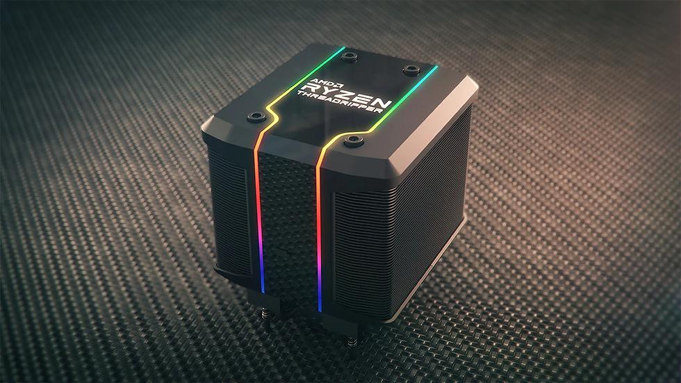 AMD Ryzen Threadripper 3970X 32 Cores - 3700 MHz - 280 watts
