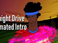 Straight Drive   Animated Intro   Sony