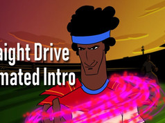 Straight Drive | Animated Intro | Sony