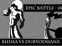 Epic Battle   001  Bhima vs Duryodhana