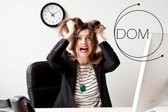 8 sinais de que alguém está muito estressado (e não sabe)