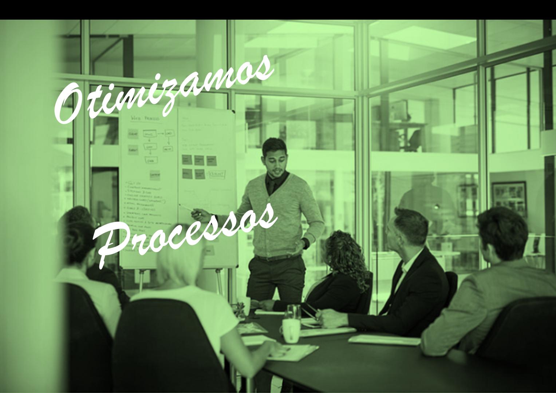 Otimizamos processsos - Universidade DOM em Vendas