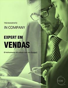 Expert em vendas - Universidade DOM em Vendas