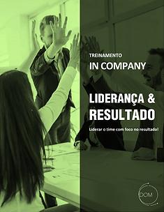 Liderança & resultado - Universidade DOM em Vendas